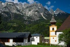 Werfen, Austria Royalty Free Stock Photo