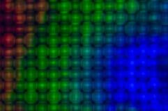 Werkelijk Verbeelding van Holografisch document stock fotografie