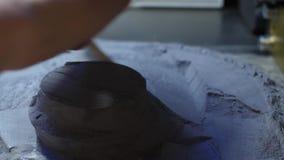 Werkende 3D Printer 3d printermechanisme het werk yelementontwerp van het apparaat tijdens de processen Werkende 3D Printer stock videobeelden