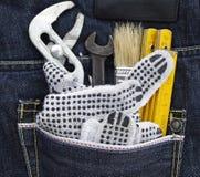 Werkende hulpmiddelen Stock Fotografie