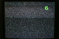 Werkende niet TV stock foto's
