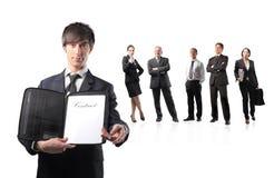 Werkgelegenheid Stock Afbeelding