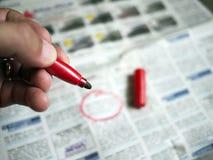 Werkgelegenheid Stock Foto's