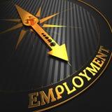 Werkgelegenheid. Bedrijfsconcept. Stock Afbeeldingen
