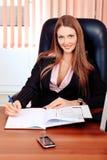 Werkgever Royalty-vrije Stock Afbeelding