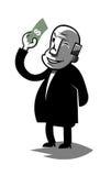 Werkgever royalty-vrije illustratie