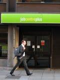 Werkloosheid Stock Afbeeldingen