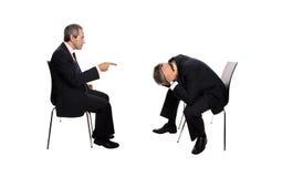 Werkloosheid stock afbeelding
