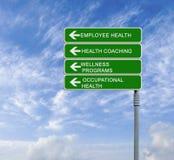 Werknemersgezondheid royalty-vrije stock fotografie