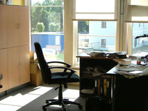 Werkplaats Stock Foto