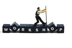 Werkstatt Lizenzfreie Stockfotos
