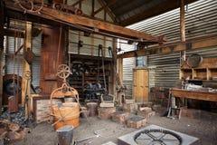 Werkstatt Stockbild
