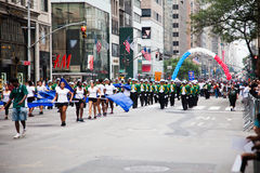 2014 Werktags-Parade in New York Lizenzfreie Stockfotos