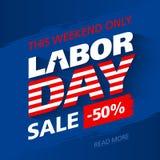 Werktags-Verkauf Stockfotos