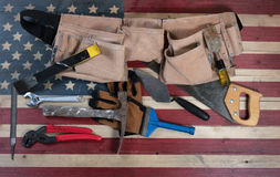 Werktagsfeiertag für Vereinigte Staaten Lizenzfreie Stockfotografie