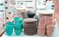 Werktuigen voor de keuken Stock Foto's