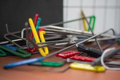 Werkzeug für die Reparatur von Einbuchtungen lizenzfreie stockbilder