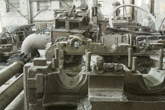 Werkzeug-Halle Stockbild