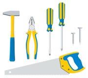 Werkzeug Kit For Repair Stockbild