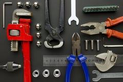 Werkzeugausrüstung Lizenzfreie Stockfotografie