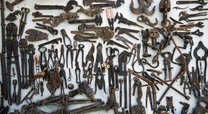 Werkzeugbrett Lizenzfreies Stockbild