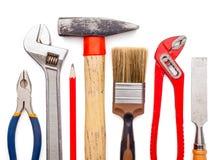 Werkzeuge Lizenzfreie Stockbilder