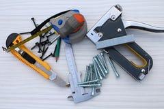 Werkzeuge Lizenzfreie Stockfotos