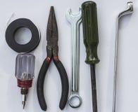 Werkzeuge stockbild