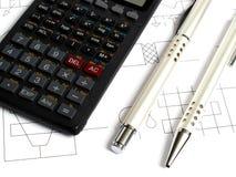 Werkzeuge für das Ausarbeiten des Problems Lizenzfreies Stockfoto
