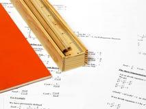 Werkzeuge für das Lernen Stockfotos