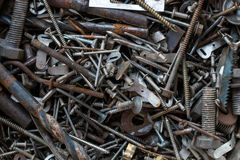 Werkzeuge für Mechaniker Stockbild