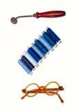 Werkzeuge für Schneider Stockfotografie