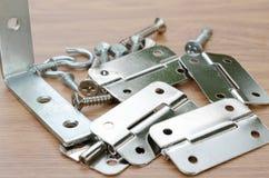 Werkzeuge und Selbstersatzteile lizenzfreie stockbilder