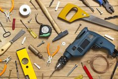Werkzeuge stockfoto