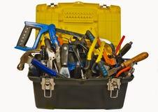 Werkzeugkasten Stockbilder