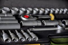 Werkzeugkasten Lizenzfreie Stockbilder