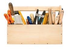 Werkzeugkasten stockfoto