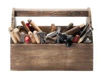 Werkzeugkasten stockfotografie