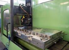 Werkzeugmaschinen mit Rechner-NC-Steuerung u. x28; CNC& x29; stockbild