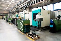 Werkzeugmaschinen mit Rechner-NC-Steuerung u. x28; CNC& x29; lizenzfreie stockfotos