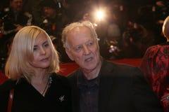 Werner Herzog Στοκ εικόνα με δικαίωμα ελεύθερης χρήσης