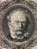 Werner von Siemens portrait Royalty Free Stock Photography