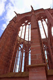 Wernerkapelle Ruin Stock Photo