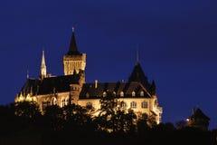 wernigerode замока Стоковая Фотография RF