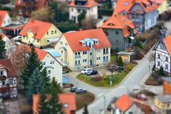 Wernigerode Stock Photo