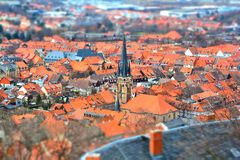 Wernigerode Royalty Free Stock Photos