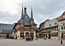 Wernigerode Photographie stock libre de droits