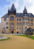 Wernigerode Castle, Germany Royalty Free Stock Photography