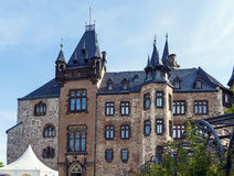 Wernigerode castle, Germany Stock Images