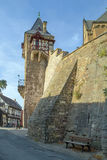 Wernigerode castle, Germany Royalty Free Stock Images